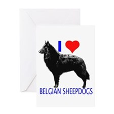 belgian Greeting Card