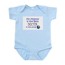 Best Doctor In The World (Mommy) Onesie