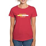 GENIUS LOADING... Women's Dark T-Shirt