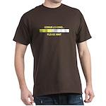 GENIUS LOADING... Dark T-Shirt