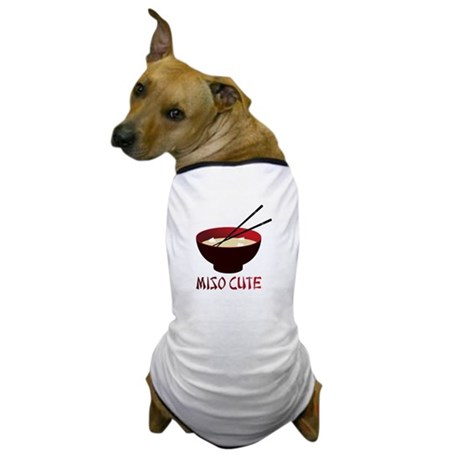 Miso Cute Dog T-Shirt