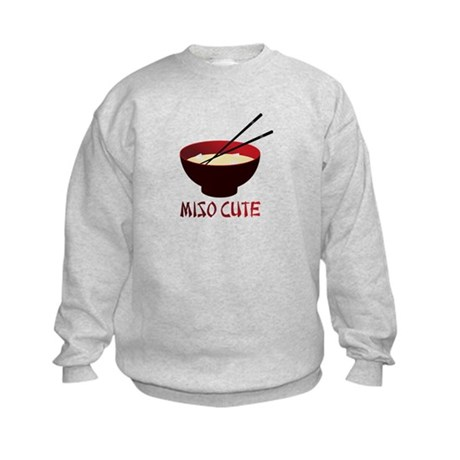 Miso Cute Kids Sweatshirt
