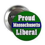 Proud Mass. Liberal Button