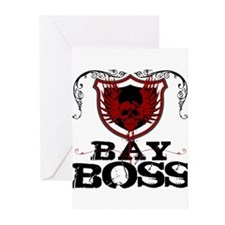 Bay Bo$$ Greeting Cards (Pk of 20)