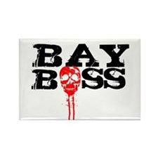 Bay Bo$$ 2 Rectangle Magnet