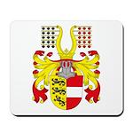 Carinthia Coat of Arms Mousepad
