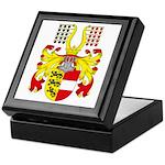 Carinthia Coat of Arms Keepsake Box