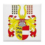 Carinthia Coat of Arms Tile Coaster