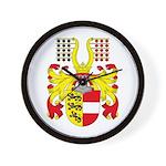Carinthia Coat of Arms Wall Clock