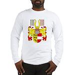 Carinthia Coat of Arms Long Sleeve T-Shirt