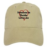 Loves me: Florida Baseball Cap