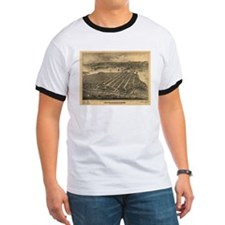 San Diego Old Map T