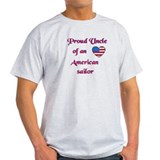 Proud Uncle/American Sailor T-Shirt