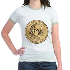 James Madison Dollar Coin T
