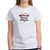 Loves me: Kansas Tee