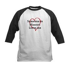 Loves me: Missouri Tee