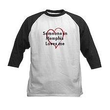 Loves me: Memphis Tee