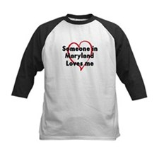Loves me: Maryland Tee
