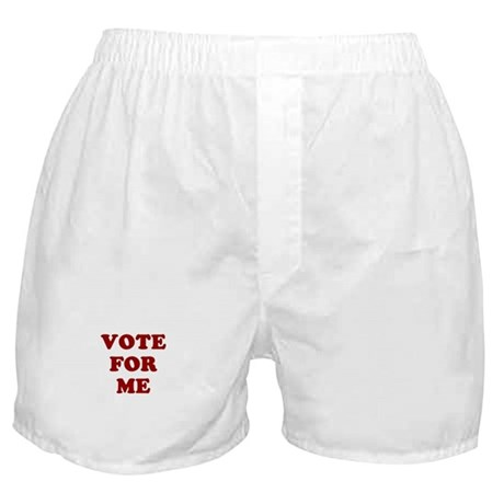 Vote For Me Boxer Shorts