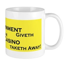 Funny Social security Mug