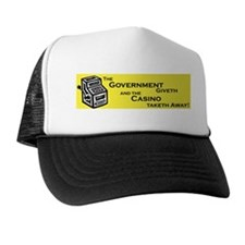 Unique Social security Trucker Hat