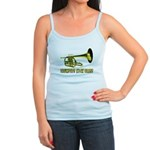 Trumpets Kick Brass Jr. Spaghetti Tank
