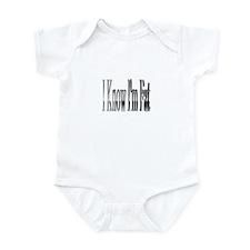 Unique Fat love Infant Bodysuit