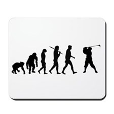 Evolution of Golf Mousepad