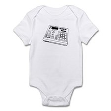 Kid Drum Machine Infant Bodysuit