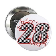 "RaceFashion.com 28 2.25"" Button (10 pack)"