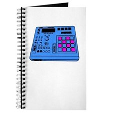 MPC Style Drum Machine Front Journal