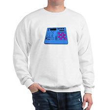 MPC Style Drum Machine Front Sweatshirt
