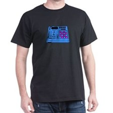 MPC Style Drum Machine Front T-Shirt