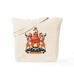 New Bruswick Coat of Arms  Tote Bag