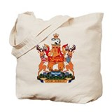 New Bruswick Coat of Arms  Tote Bag