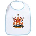 New Bruswick Coat of Arms  Bib