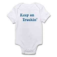 Keep on Truckin' Infant Bodysuit