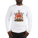 New Bruswick Coat of Arms  Long Sleeve T-Shirt