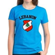 Lebanon Coat of Arms Tee