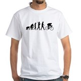 Evolution of cycling Shirt