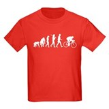 Evolution of cycling T