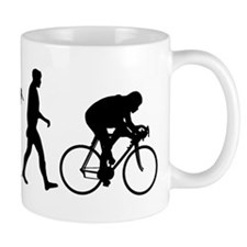 Cycling Evolution Mug