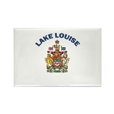 Lake Louise Rectangle Magnet (10 pack)