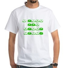 Green M&M's Shirt