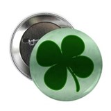 "4 Leaf Clover 2.25"" Button (10 pack)"