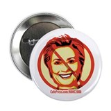 Anybody but Hillary Clinton Button