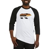 FURRY PRIDE BEAR/WOOF center Baseball Jersey