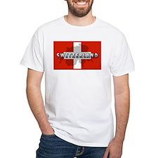 Switzerland Flag Plus Shirt
