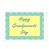 Happy Grandparents Day Postcards (Package of 8)
