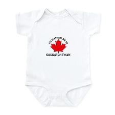 I'd Rather Be in Saskatchewan Onesie